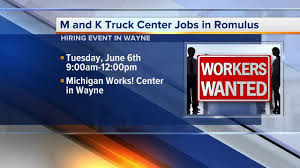 Workers Wanted: M And K Truck Center Jobs In Romulus - YouTube Freightliner Trucks For Sale In Mi M And K Motors Ltd Used Cars In Lancashire 2014 Kenworth T660 Tandem Axle Sleeper 289802 Mk Trucking You Call We Haul 2018 Lvo Vnr64t300 Daycab 289712 Kenworth W900 Wikipedia Truck Centers A Fullservice Dealer Of New Heavy Trucks 2005 Vnl64t300 284777 2011 Business Class M2 106 Lodi Nj 5003992359 Competitors Revenue Employees Owler Company Iveco Panel Vanm Green K Warrington Based 2019 East Alum Train Wyoming 5002146168