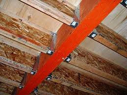 Floor Joist Bracing Support by Construction Concerns Supports For I Joists Fire Engineering
