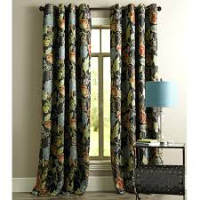 Pier 1 Imports Curtain Rods by Walmart Curtains For Bedroom Cherry Blossom Blue Grommet Curtain