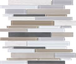 Smart Tiles Mosaik Multi by Warm Mica Marble Glass Stone Stainless Mosaic Tile Www