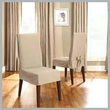 Canvas Dining Chair Covers White Cotton Admirably Related Post Room