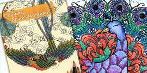 Coloring Animal Mandalas Published By Ulysses Press
