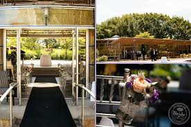 The Bright And Spacious Celebration Pavilion Tied In Perfectly With Couples Rustic Theme
