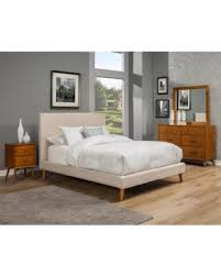 Eastern King Platform Bed by Christmas Savings On Alpine Britney Upholstered Platform Bed
