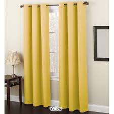 Boscovs Blackout Curtains by Montego Woven Grommet Panel Boscov U0027s