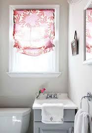 Design Bathroom Window Treatments by Best 25 Short Window Curtains Ideas On Pinterest Long Window