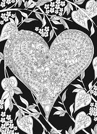 Black Coloring Pages 39