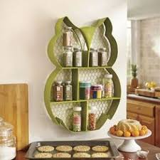 Owl Wall Shelf OMG Where Have You Been All My Life Room DecorOwl Kitchen