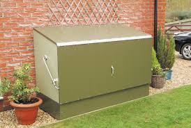 Suncast Horizontal Utility Shed by Rowlinson 6 Ft 5 In W X 2 Ft 11 In D Metal Horizontal Bike