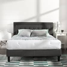 tufted upholstered bed Tar