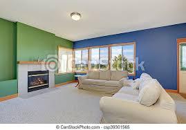 typisch amerikanisches wohnzimmerdesign sofaset kamin und