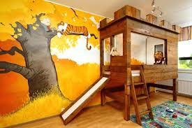 chambre enfant cabane chambre enfant cabane safari jungle chambre bebe cabine de plage