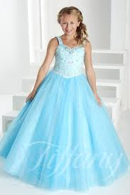 tiffany princess pageant dress style 13409 girls pageant dresses