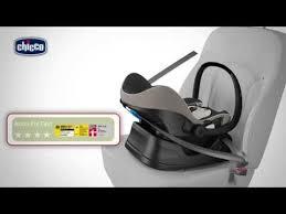 fixer siege auto siège auto trio living smart de chicco installation