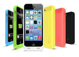 iPhone 5C Ultra Slim 2400mah Battery Protective Phone Case Charger