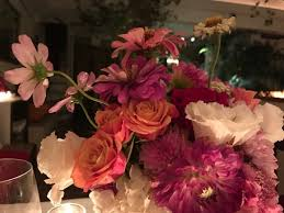 the lovely flowers Picture of La Grenouille New York City