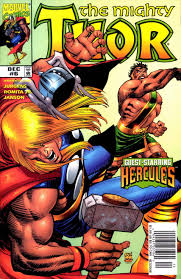 Cover For Thor Marvel 1998 Series