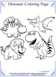 Large Size Of Coloring Pagesdinosaurs Color Pages Dinosaur Free Printable For Kids To