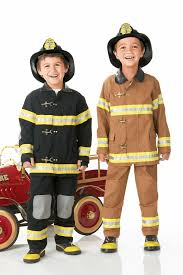 Firefighter Costume For Kids | Chasing Fireflies