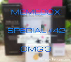 Memebox Special #42 OMG3 - Unboxing, Contents And Review | The ... 30 Off Mugler Coupons Promo Codes Aug 2019 Goodshop Memebox Scent Box 4 Unboxing Indian Beauty Diary Special 7 Milk Coupon Hello Pretty And Review Splurge With Lisa Pullano Memebox Black Friday Deals 2016 Vault Boxes Doorbusters Value February Ipsy Ofra Lippie Is Complete A Discount Code Printed Brighten Correct Bits Missha Coupon Deer Valley Golf Coupons Superbox 45 Code Korean Makeup Global 18 See The World In Pink 51 My Cute Whlist 2 The Budget Blog
