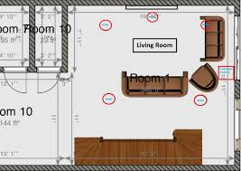 Polk Audio Ceiling Speakers Rc60i by Advice On Ht Setup In Family Living Rooms Avs Forum Home