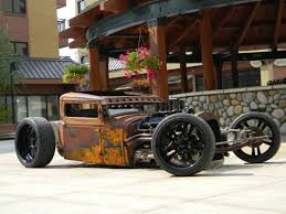 18 Of The Weirdest, Wildest Rat Rods From Around The World