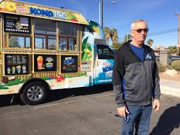 Retired Las Vegas Police Officer Trades Cuffs For Snow Cones – Las ... Hawaiian Hang Loose Shaved Ice Truck By La Stainless Kings Food Sno Cone Stock Photos Images Alamy Business Plan Genxeg Snow Cone Truck Wrap For Fishbein Orthodontics Snowies Cream Food Truckcurbside And Apex 16ft Mega Creamery Kitchener Event Catering Rent Trucks 12ft Apex Specialty Vehicles Chrysler Ball Sale In Florida Casa De Belen Starts Shaved Ice Business Local Biz Nrtodaycom Champaignurbana Area Scene A Primer Chambanamscom