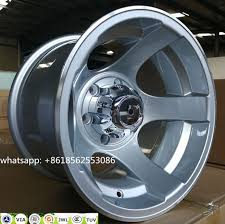 China Light Truck 15*10j 16*10j Offroad 4*4 Alloy Wheel Rims Photos ...