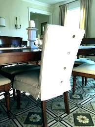 Loose Dining Chair Covers Frightening Replacement Room Slipcovers