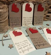 50 Rustic Vintage Style Luggage Tags Favour Place Card Wishing Tree Invitation