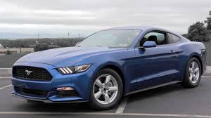 2017 Ford Mustang V6 Review