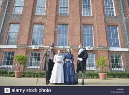 100 Kensington Place Queen Victoria Her 2 Gentleman Advisors And Her Baroness