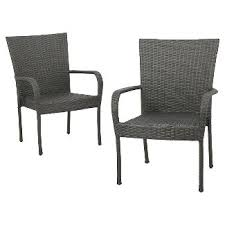 Stacking Sling Patio Chairs by Nicollet Patio Stacking Chair Target