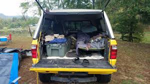Had My First Experience With Truck Camping This Weekend. : Camping Truck Camping Album On Imgur Camping In Pictures Andy Arthurorg Solo Overnight Camp The Mountains Lake District Sales Promotions Pick Up Truck Car Accsories 2 3 Person Timwaagblog Personal Bed Rules Work Oc Metal Solutions Alaskan Campers Heres Whats Great And Notgreat About My Diy Setup Of A 2017 Tacoma Trd Off Road Youtube Rv Sunset Stock Image Image Camp Park 108640753 Alyssa Brian Camper Tiny House Footprint