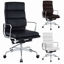 Dwr Eames Soft Pad Management Chair by Eames Office Chair Ebay