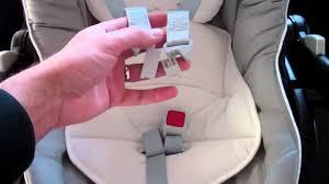 siege auto comment l installer consobaby com mon avis sur la poussette chicco trio living siège