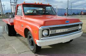 1969 Chevrolet C30 Flatbed Pickup Truck | Item J5160 | SOLD!...