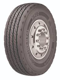 100 Heavy Duty Truck Tires Continental Commercial Vehicle HSU2 Steer Urban Tire