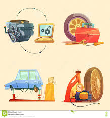 Auto Service Retro Cartoon Icon Set Stock Vector - Illustration Of ... Color Bus On Truck And Cars Cartoon For Kids Fun Colors Truck Drawing At Getdrawingscom Free Personal Use Illustration Trucks Vehicles Machines Stock Seamless Pattern Made Cartoon Cars Trucks Vector Image Car Ricatures Cartoons Of Motorcycles Development The Yellow Excavator 627 Monster Cliparts And Royalty Tow Adventures Service Mercedesbenz Vehicle Vans Images Of Group 69