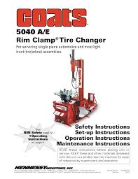 COATS 5040 A/E Tire Changer User Manual | 28 Pages 175 To 24 Tire Changer Mount Demount Tool Tools Tubeless Truck Steel Alinum Tire Changer Tools Tubeless Changers Wheel Balancers Alignment Equipment Amazoncom Lug Automotive Harbor Freight Hitch Flooring For Sale Fresh 2017 China Tool Kit Chaing High Qual End 3142019 912 Am Ttc305 Automatic Heavy Duty Youtube Dirt Bike Stand Suggestions South Bay Riders