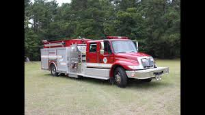 100 Used Rescue Trucks Fire FOR SALE 2002 International KME Pumper