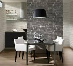 details zu vliestapete tapete in bruchstein stein natur optik deko landhaus grau schwarz