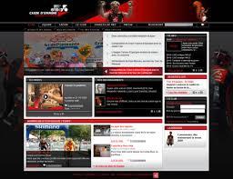 si e caisse d pargne refonte du site de l équipe cycliste caisse d epargne web stratégies