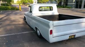 100 63 Chevy Truck Bagged C10 YouTube