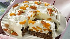 prosecco mandarinen torte rezept