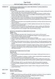 Resume: Hr Manager Resume