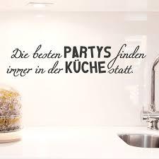 wandtattoo spruch die besten partys 2
