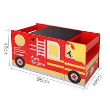 Buy Kid's Wooden Fire Truck Furniture Table & Chair Set Online In ... Kamalife Red Ladder Truck 1 Pc Alloy Toy Car Simulation Large Blockworks Fire Truck Set Save 23 Buy 16 With Expandable Engine Bump Dickie Toys Action Brigade Vehicle Shop Your Way 9 Fantastic Trucks For Junior Firefighters And Flaming Fun 2019 Children Big Model Inertia Kids Wooden Fniture Table Chair Online In Tonka Mighty Motorized Walmartcom 1pcs Amazoncom Bruder Man Games Carville Fire Truck Carville At Toysrus