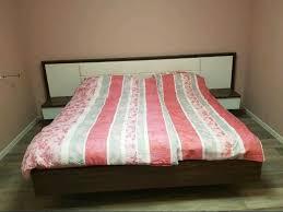 nolte schlafzimmer bett und kleiderschrank