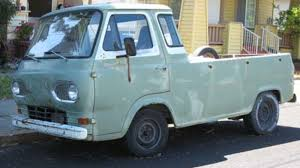 100 Econoline Truck Ford Pickup